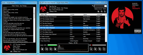 Free Software for Listening Online Radio Stations   Manual