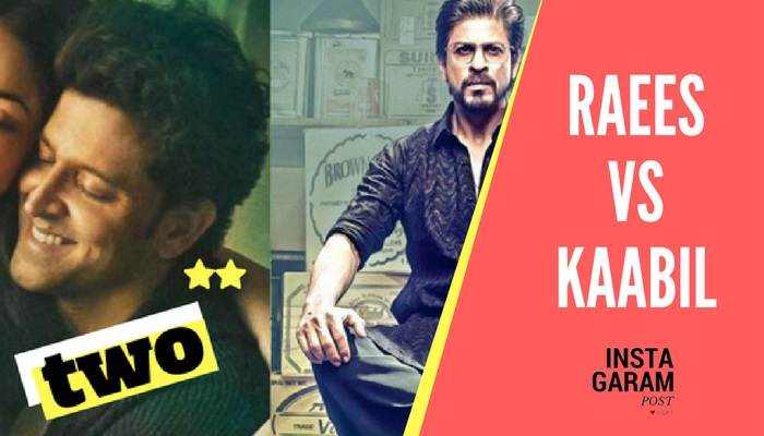 Raees vs Kaabil User Reviews