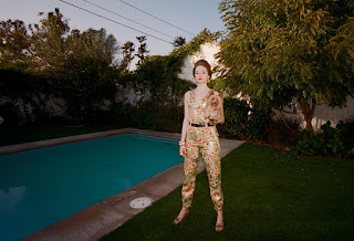 Emma Stone At W Magazine Photoshoot (2019)