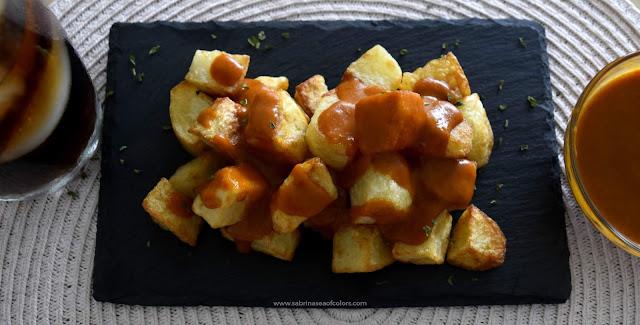 Patatas bravas, mundiales!