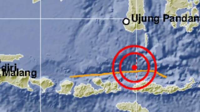 Gempa NTT Capai 6,7 SR Berpotensi Gempa Susulan