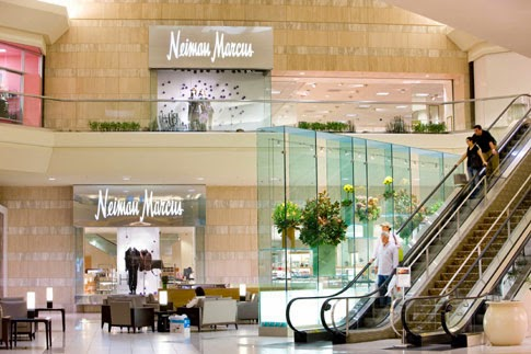Shopping The Mall at Short Hills em Nova Jersey