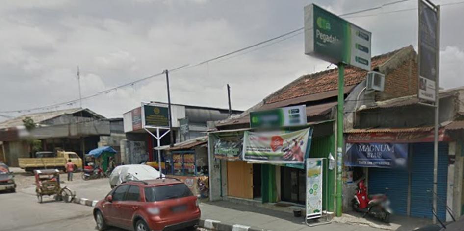 Kantor Pegadaian jalan Terusan Pasirkoja Bandung