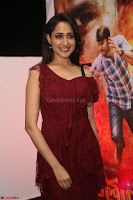 Pragya Jaiswal in Stunnign Deep neck Designer Maroon Dress at Nakshatram music launch ~ CelebesNext Celebrities Galleries 050.JPG