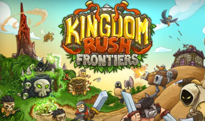 Game Tower Defense Terbaik - Kingdom Rush Frontiers