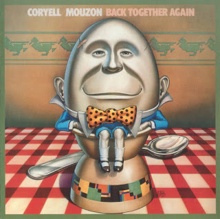 Coryell / Mouzon - 1977 - Back Together Again