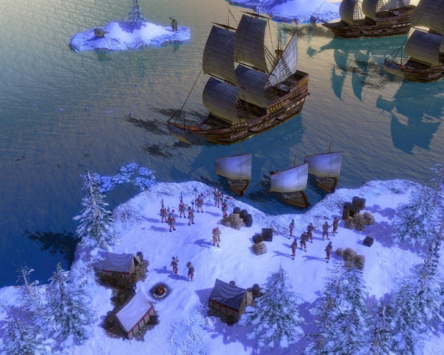 Age of Empires 3 Free Download Full Version for PC Photo