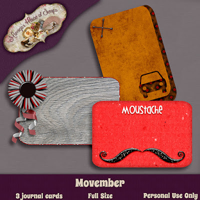 Manic Monday - Movember