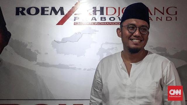Bongkar Kasus Novel, Alasan Dahnil Anzar Gabung ke Prabowo