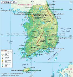 pengalaman bercuti di seoul korea