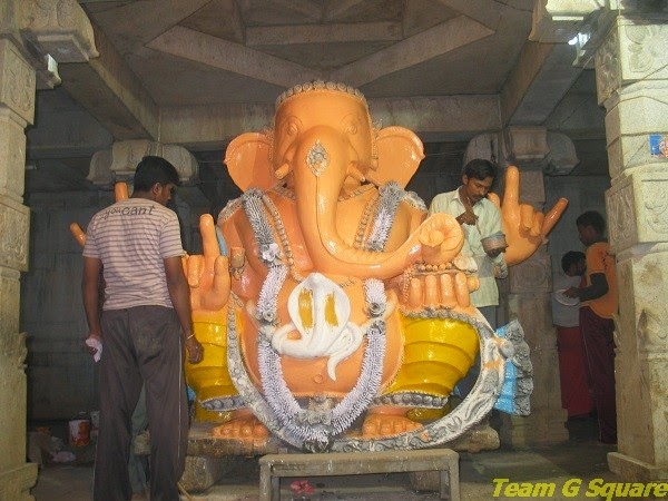 Gullur Ganpati, Tumkur District, Bangalore