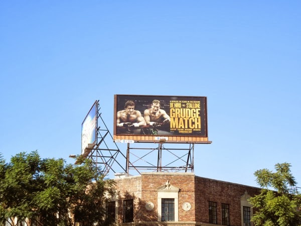Grudge Match billboard ad