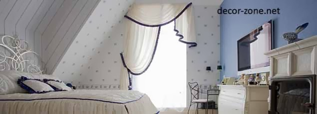 creative bedroom curtain ideas