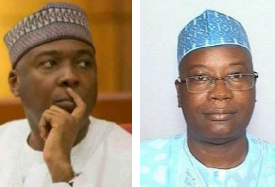 Image result for Saraki's chief of staff resigns