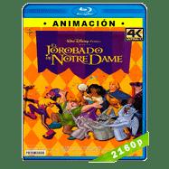 El jorobado de Notre Dame (1996) Edicion Especial 4K UHD 1080p Audio Dual Latino-Ingles
