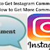 Get Comments On Instagram
