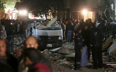 Car Bomb Kills Seven Civilians In Egypt's North Sinai