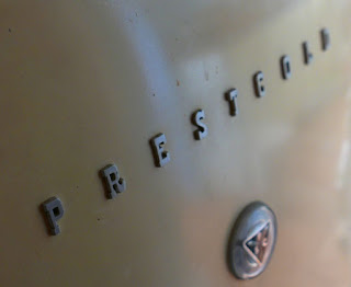 Prestcold fridge logo