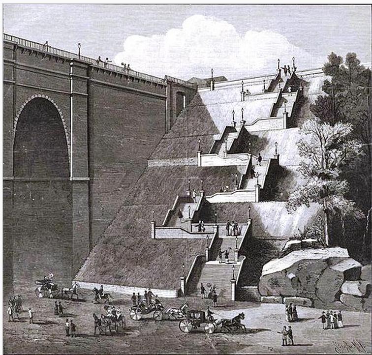 The High Bridge -- Its Past, Present & Future: Rebuilding ...