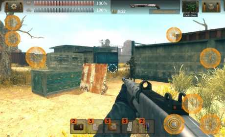 Game Shooter Offline (Tembak-tembakan) Android