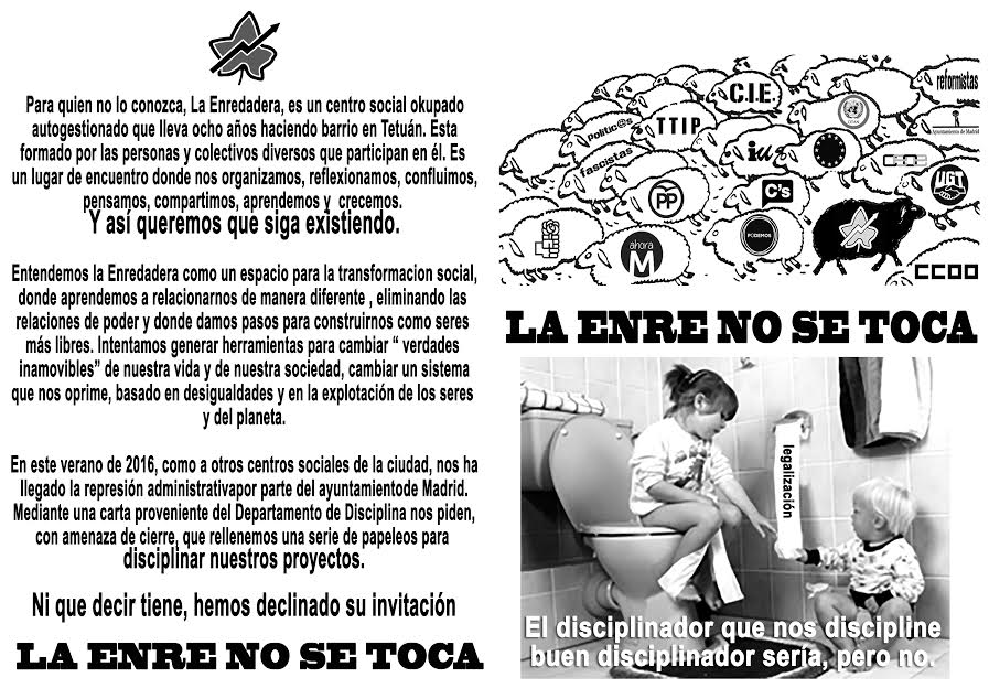 "Noticias – CENTRO SOCIAL OKUPADO ""KIKE MUR"""