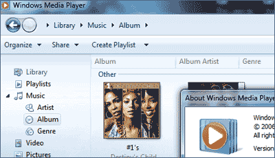 Download Windows Media Player 11 Final for Windows