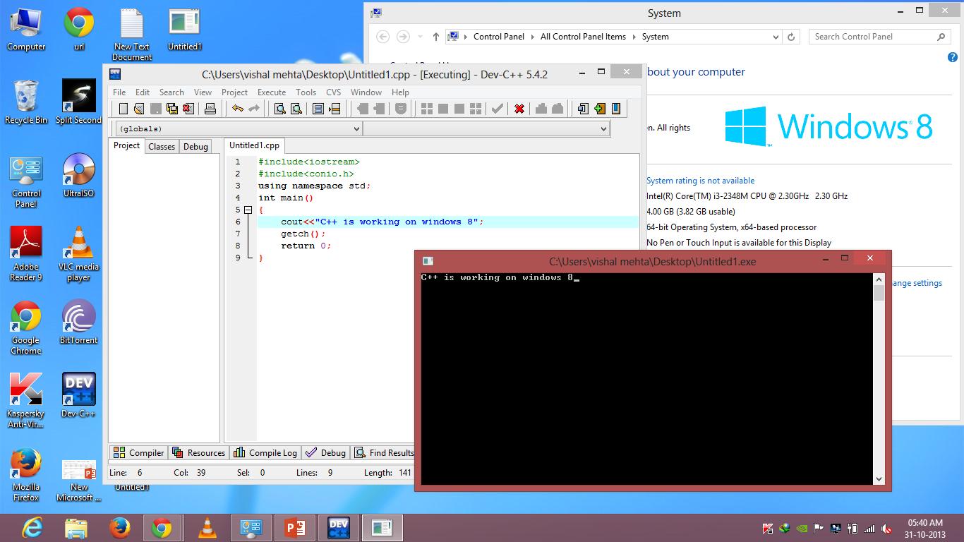 Dev C++ Download For Windows 8