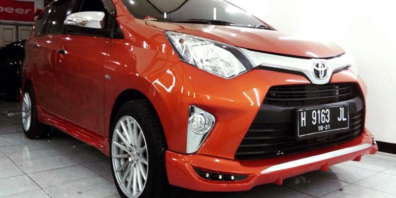 Grand New Veloz Review All Camry 2019 Malaysia Tips Modifikasi Ringan Bikin Calya Sigra Terlihat Cool ...