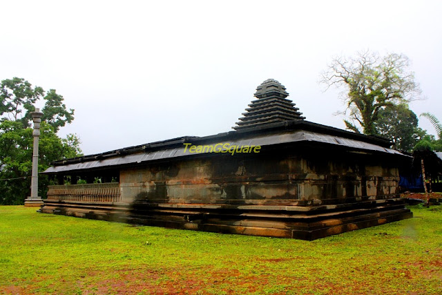 Sri Uma Maheshwara Temple, Hosagunda