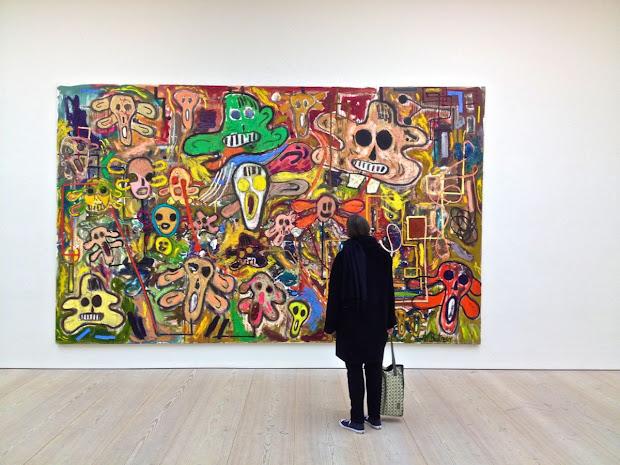 Saatchi Gallery London Art