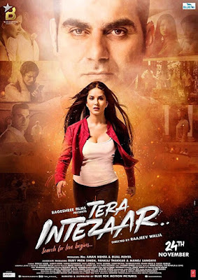 Tera Intezaar 2017 Hindi HDTV 350Mb x264