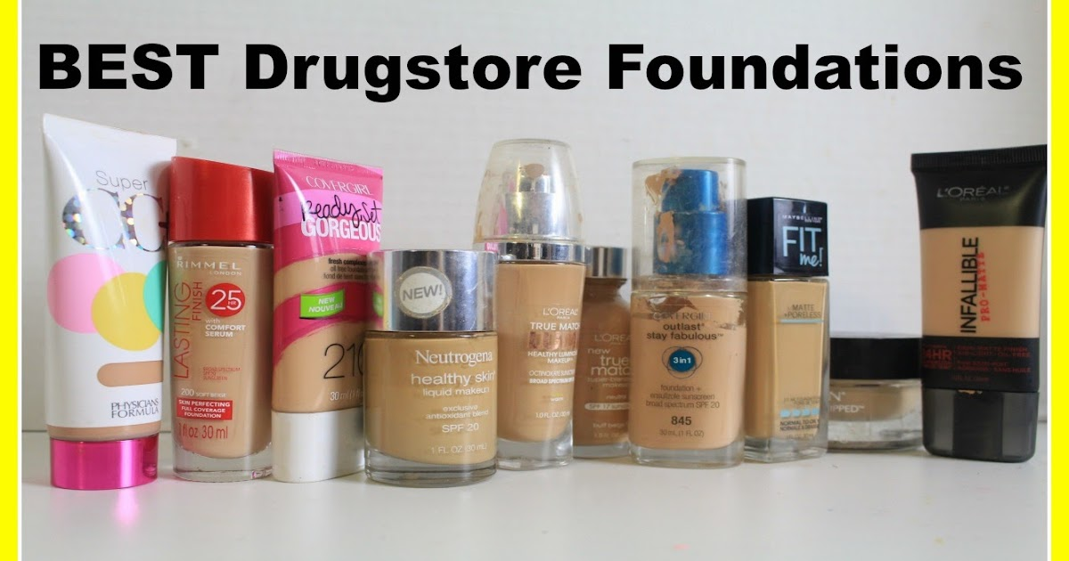 Diva Makeup Queen: Best Drugstore Foundation