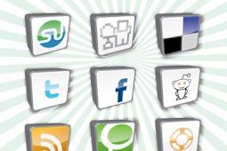 Add Social Bookmarking Buttons near Adsense Ads