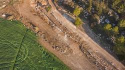 Phát hiện con đường cổ 2000 năm tuổi thời kỳ Đế quốc La Mã tại Israel