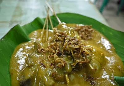 Kuliner Indonesia - Sate Danguang-Danguang