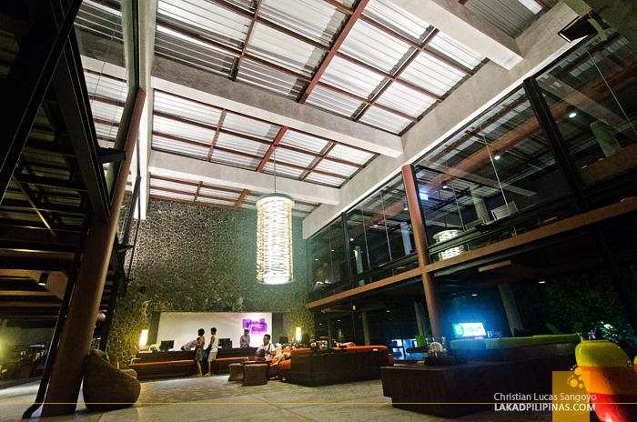 Holiday Inn Krabi Lobby