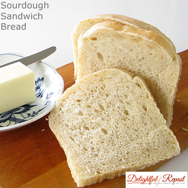 Sourdough Tips / www.delightfulrepast.com
