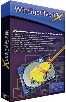 الأفضل, لتعزيز, وتحسين, أداء, الكمبيوتر, وأنظمة, ويندوز, WinSysClean, اخر, اصدار