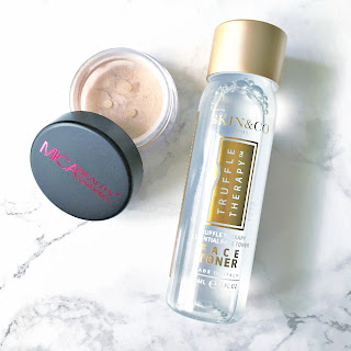 mica beauty highlighter 3 skin and co truffle therapy face toner