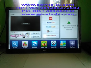 LG Smart TV 42LV3230
