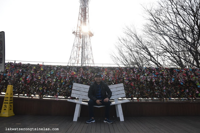 INSTAGRAMMABLE FEATURES OF THE SEOUL TOWER