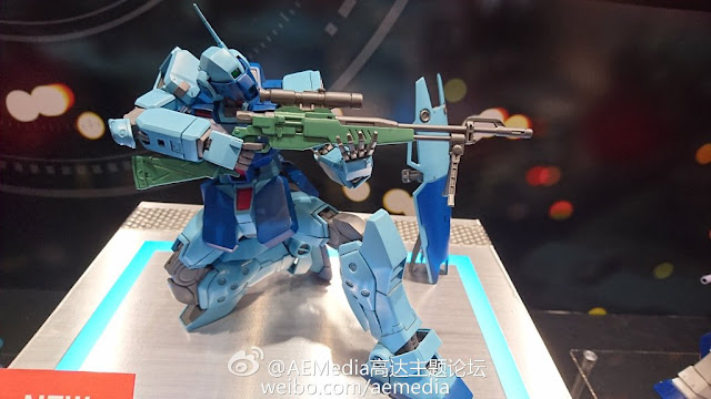 MG 1/100 GM Sniper II - Release Info