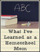 What I've Learned as a Homeschool Mom on Homeschool Coffee Break @ kympossibleblog.blogspot.com - Join me for the rest of this article at The Homeschool Post @ hsbapost.com