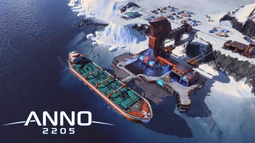Anno 2205 Download Poster