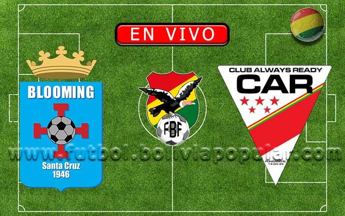 【En Vivo】Blooming vs. Always Ready - Torneo Apertura 2020
