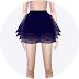 lovely chiffon mini skirt_new(fix)_러블리 쉬폰 미니 스커트 뉴버전_여성 의상