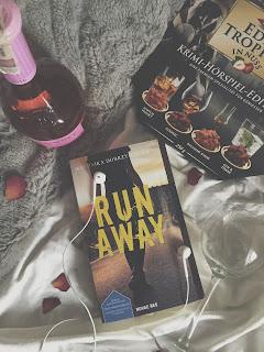 """Przedpremierowa polecajka. Mrok, gorący romans i piętrzące się tajemnice, czyli """"Run Away"""""""