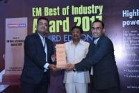 Edimax awarded as Best Networking Solutions Provider by Electronics Maker
