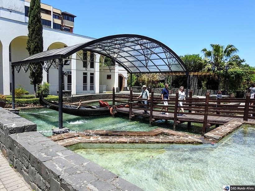 O que fazer em Nova Veneza, Santa Catarina - Praça Humberto Bortoluzzi