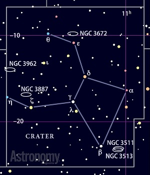 Crater constellation map — Astronomy.com image